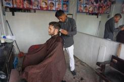 1 € Haarschnitt